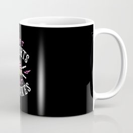 Lift Weights Eat Cupcakes Coffee Mug