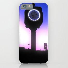 Morning Sunrise In Hermosa Beach iPhone Case