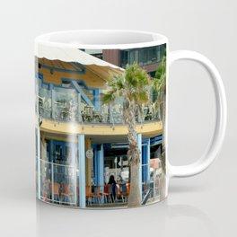 The blue Restaurant Coffee Mug