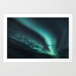 Aurora Borealis IV Art Print