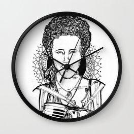 Traveller 1 - Jerome Wall Clock