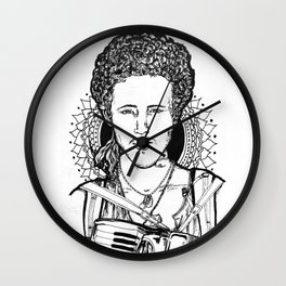 Traveller 1 - Jerome Wall Clock