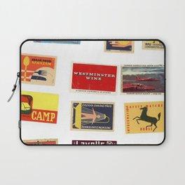 Matchbox art II Laptop Sleeve