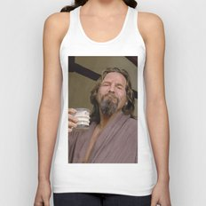 The Dude Unisex Tank Top
