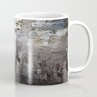 lace Mugs featuring LACE by ED design for fun