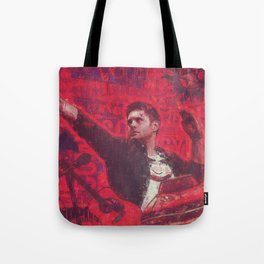 A Kid from Texas Tote Bag