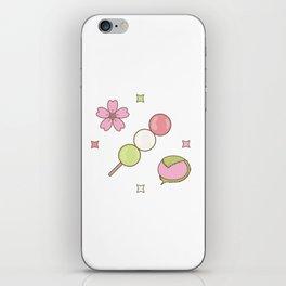 Hanami Nummies   Figure 1 iPhone Skin