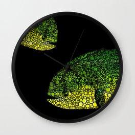 Dolphin Fish Art by Sharon Cummings Wall Clock