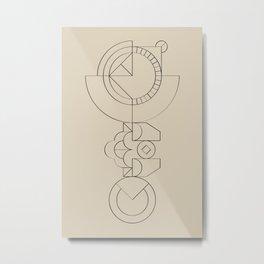 blpm158 Metal Print