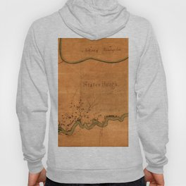 Lake Winnebago 1832 Hoody