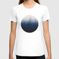 cassandra jean T-shirts featuring Jean Ombré by Caitlin Workman