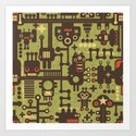 World of robots. by panova