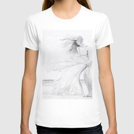 Gracefully Weathering the Storm T-shirt