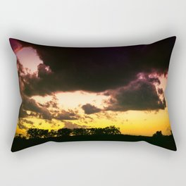 COLOR TRIP Rectangular Pillow