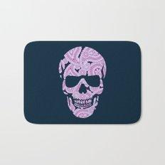 HennaSkull Bath Mat