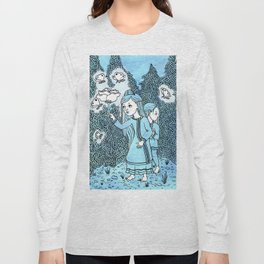 Sprites and Siblings Long Sleeve T-shirt