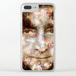 JOHN Clear iPhone Case