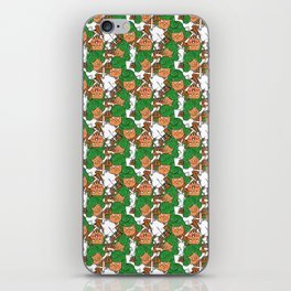 Oompa Loompa iPhone Skin