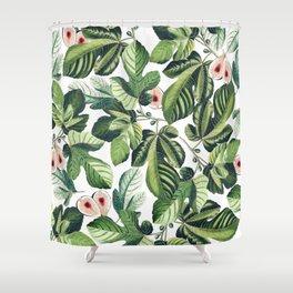 Fig Garden #society6 #decor #buyart Shower Curtain