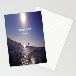 Water is Everything Stationery Cards