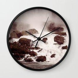 Waterfalls-Niagara Wall Clock