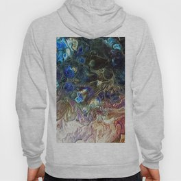 Currents 1 (Abstract Dachshund) Hoody
