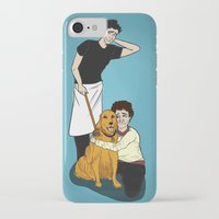 pushing daisies iPhone & iPod Cases featuring PUSHING DAISIES + HANNIBAL: That's Not Your Dog by Mandy Quesadilla