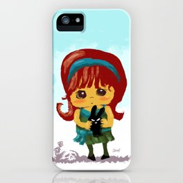 Can I keep him? iPhone Case
