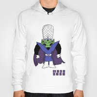jojo Hoodies featuring MoJo JoJo  by Twisted Dredz