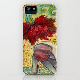Dream Becoming iPhone Case