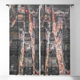 NEW YORK CITY X Blackout Curtain