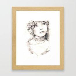 ingrid boulting... Framed Art Print