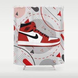 Sneaker Freak - Air 1985 Shower Curtain