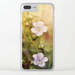 light me up Clear iPhone Case