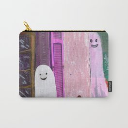 ghost house Carry-All Pouch
