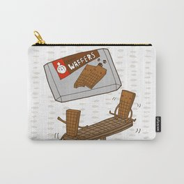 Wafer Carry-All Pouch