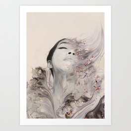 Untitled 05-2018 Art Print