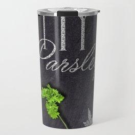 My Parsley Travel Mug