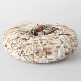 Ants 1 Floor Pillow