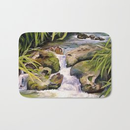Water Oasis Bath Mat