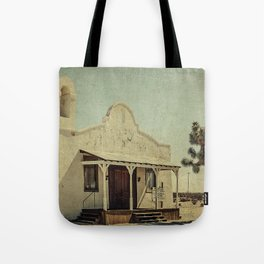 The Sanctuary Adventist Church a.k.a The Kill Bill Church Tote Bag