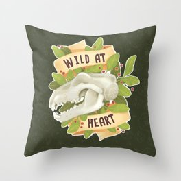 Class puns: Druid Throw Pillow