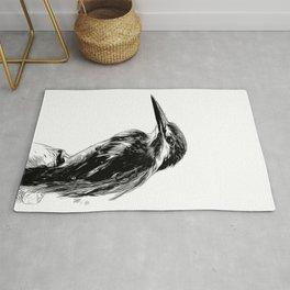 Kingfisher v2 vawh Rug