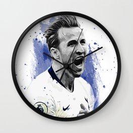 Kane Football Print Football Wall Art Football Poster Football Wall Decor Poster Wall Clock