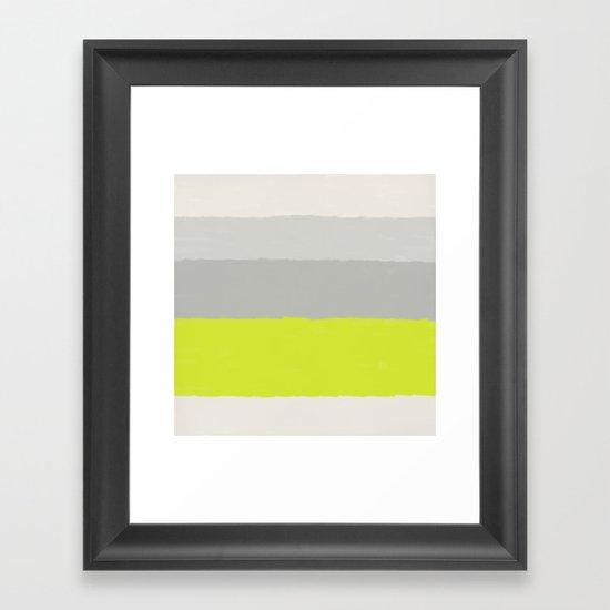 The Bright Side of Life Framed Art Print