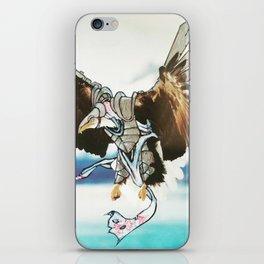 Birds In Armor iPhone Skin
