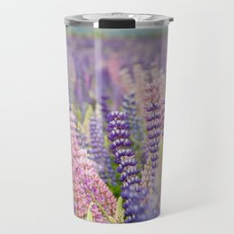 flower photography by Delphine Ducaruge Travel Mug