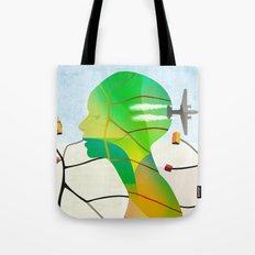 Mapas Tote Bag