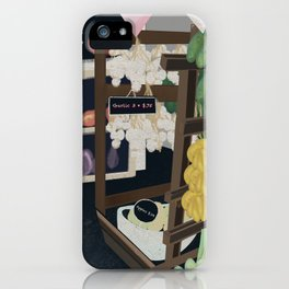 Fruit Stand no.2 iPhone Case