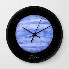 Neptune #2 Wall Clock